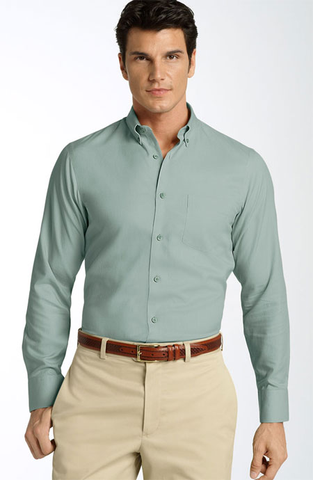Men's Custom Dress Shirt