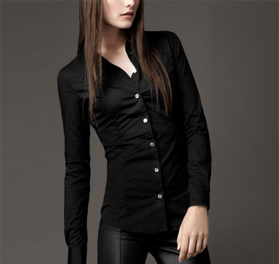 Quality dress shirts for women