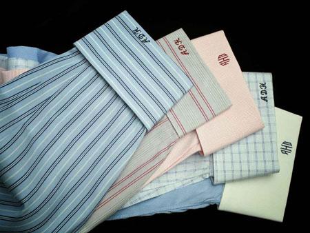 ad3418a8d3e Monogrammed Dress Shirt
