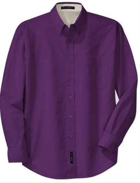 Purple Dress Shirts for Men at Macy's come in a variety of styles and sizes. Shop top brands for Men's Dress Shirts and find the perfect fit today.