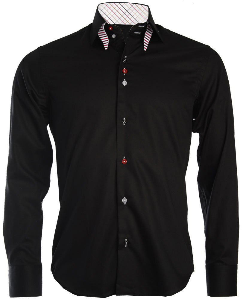 Nov 30, · Is there a specific name for the button-down dress shirts with 2 buttons at the top? I really like that look but have a HELL of a time finding them.